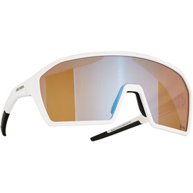 Alpina Ram HVLM+ Glasses, blanco